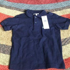 Lacoste Navi color polo shirt size 4YR